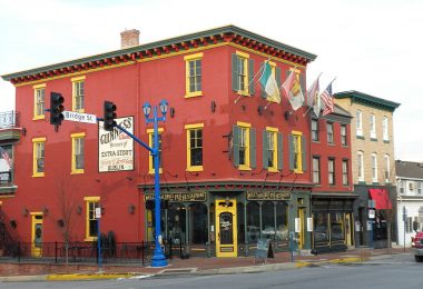 Molly Maguires Pub in Phoenixville, PA