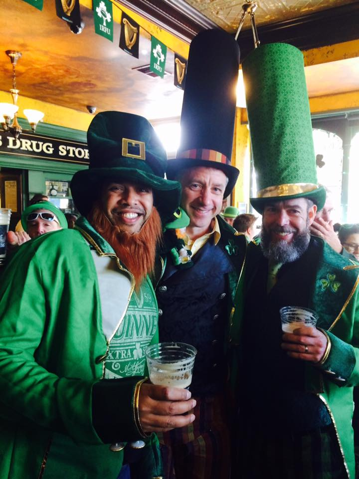 Molly Maguires Irish Restaurant and Pub in Phoenixville on St. Patrick's Day