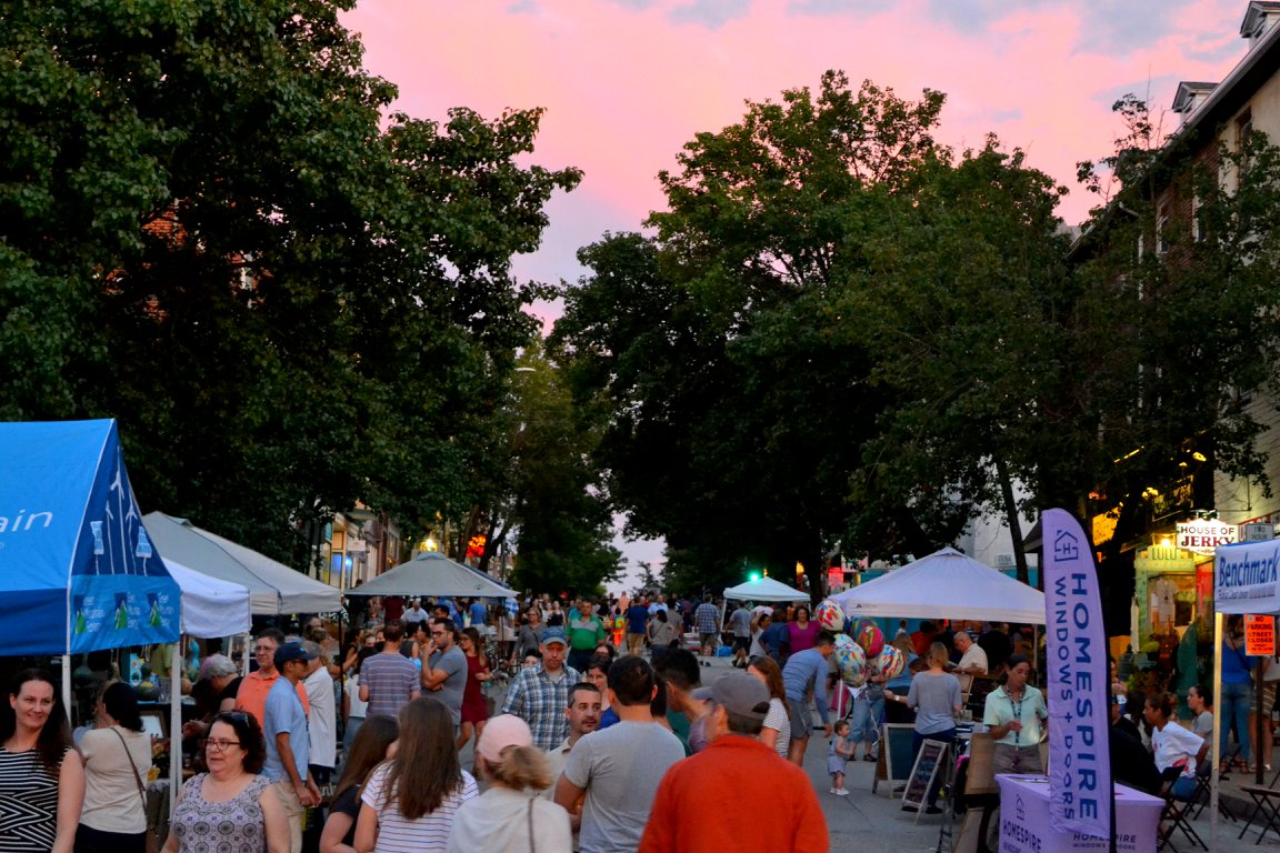 Phoenixville First Fridays are the place to be!