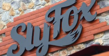 Sly Fox Brewhouse & Eatery in Phoenixville, PA.