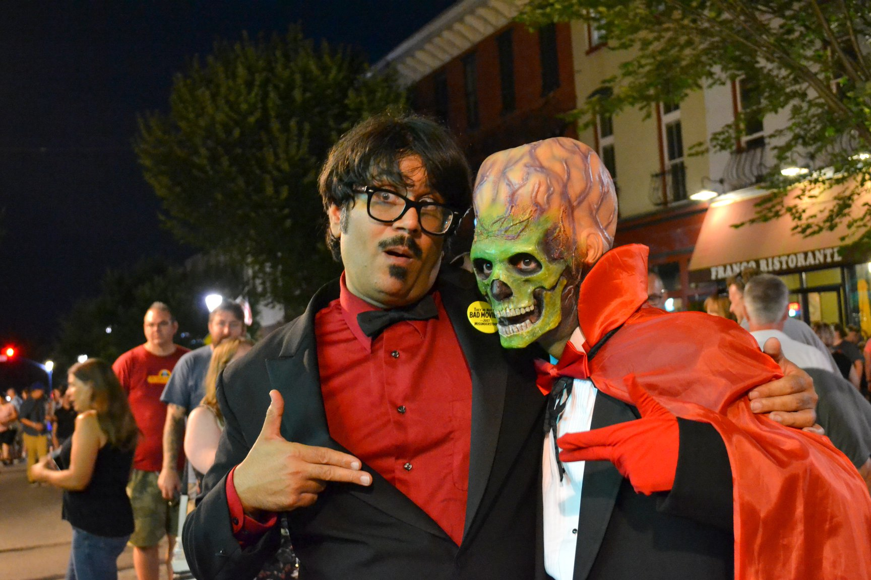 As seen at the Phoenixville Blobfest.