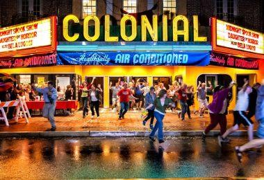 Phoenixville Blobfest Colonial Theatre Run Out