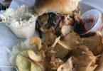 Uncles B's BBQ Pulled Pork Sammich
