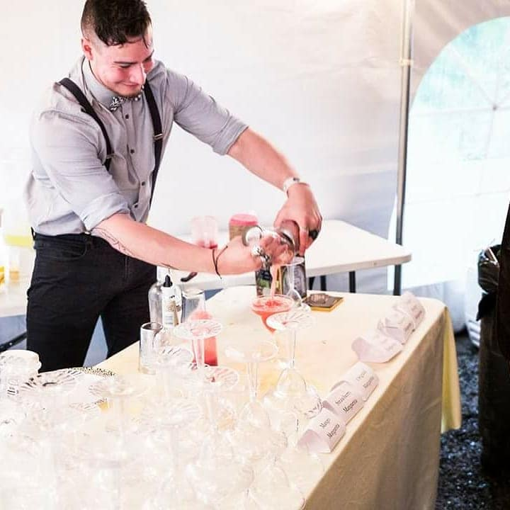 mixologist for hire