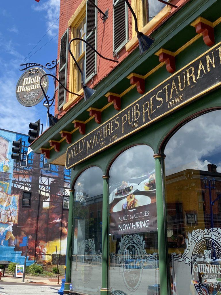 Molly Maguire's Irish Pub