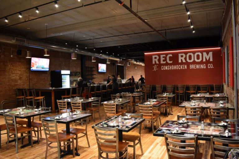 Rec Room by Conshocken Brewing